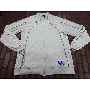 Team Issued Nike Kentucky Wildcats Travel Jacket